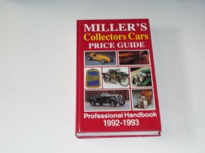 Miller's Collectors Cars Price Guide 1992-93
